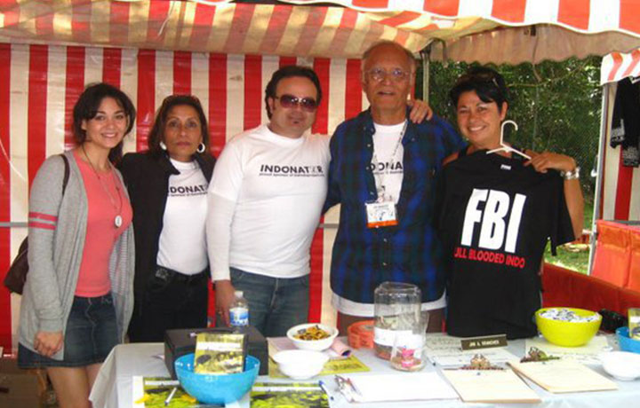 The Indo Project continues to be a participant in the annual SoCal Holland Festival in Long Beach.