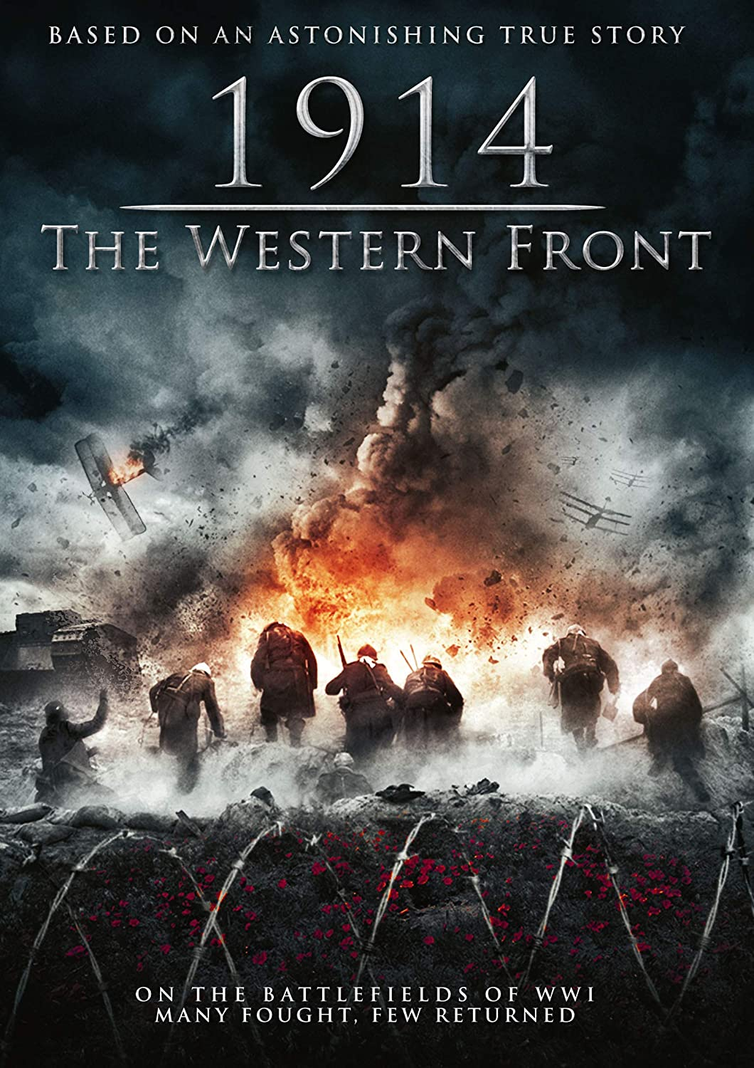 1914 The Western Front Movie Poster about Indo Arthur Knaap