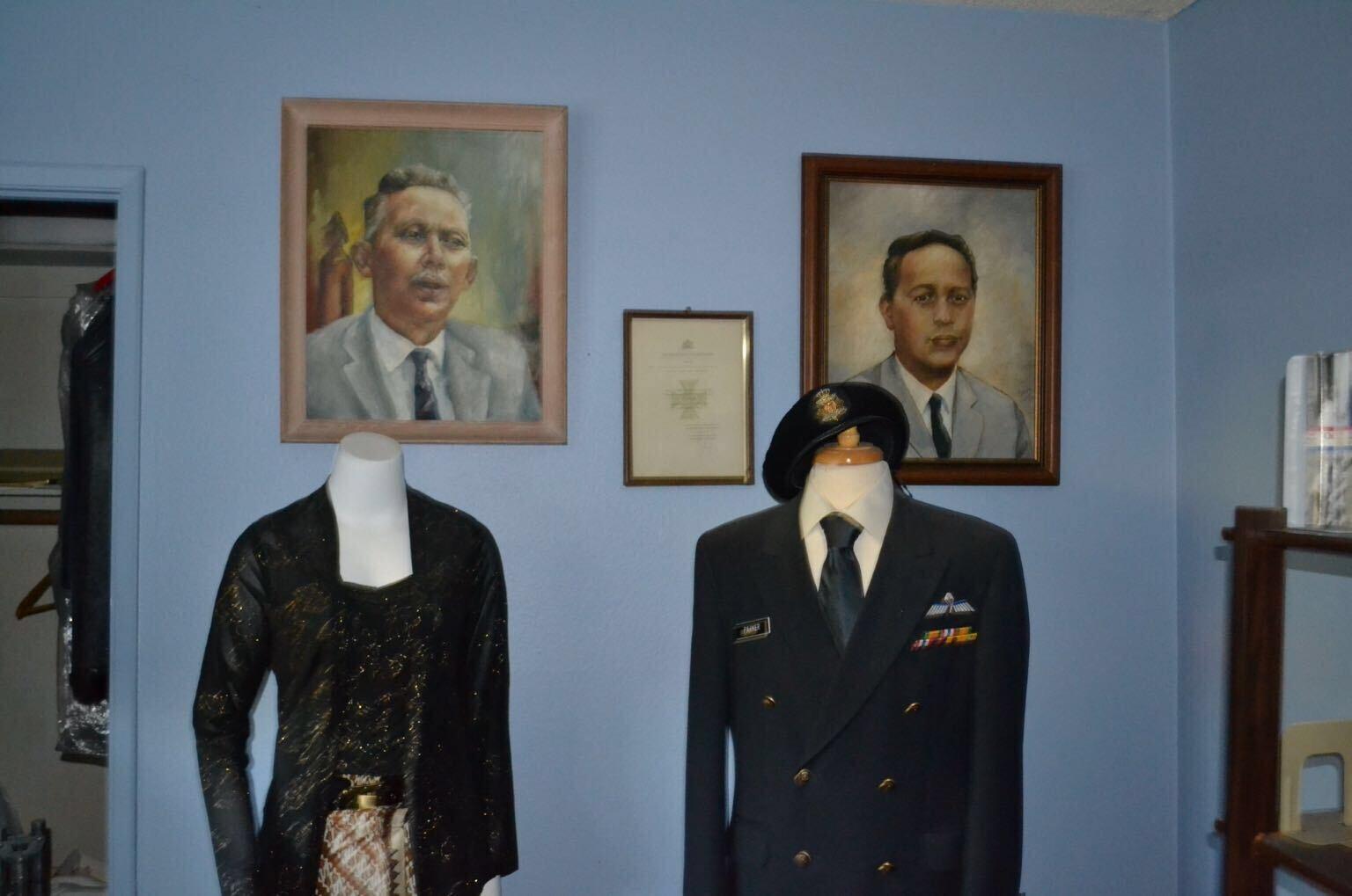 Portraits in Creutzburg Home