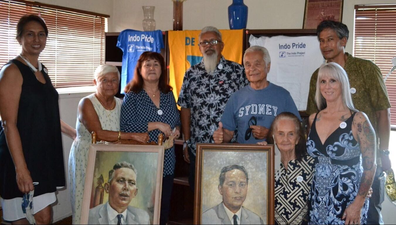 TIP Receives Portraits from Creutzburg Family