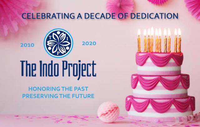 The Indo Project Celebrates 10th Anniversary