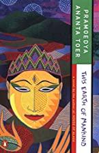 Indo Author Promoedja-Ananta-Toer Book 1