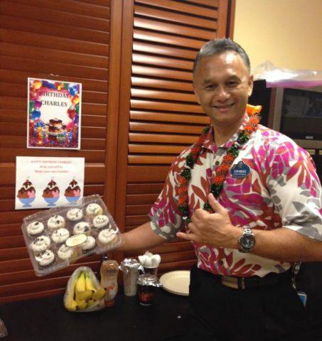2021 Indo Charles Pieters at Disney Resort