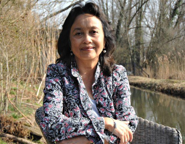 Indo Saskia Rossi-van den Broek author of Marsini's Gift - Jan 2021