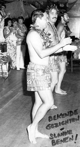 René Creutzburg at Indo Luas
