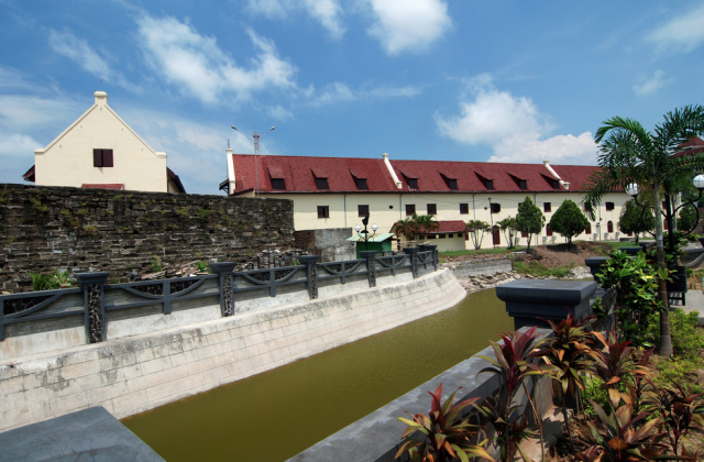 Fort Rotterdam Makassar - Photo credit: benito_anu