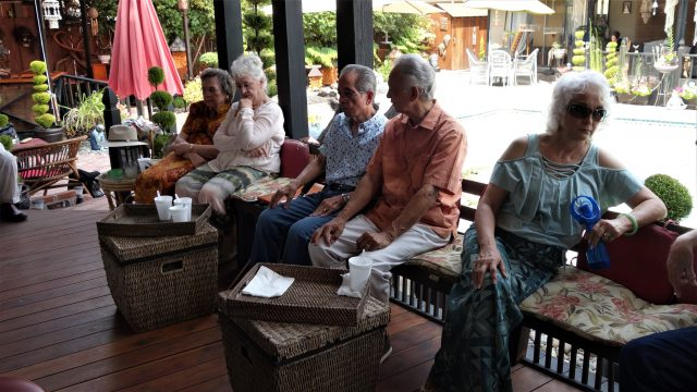 2021 Commemoration Day - Guests Pay Tribute at Henny Neys' Home in Northern California