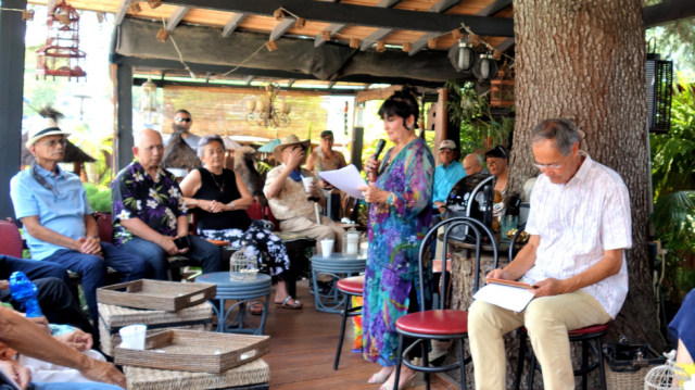 2021 Commemoration in Northern California at Henny Neys' Home