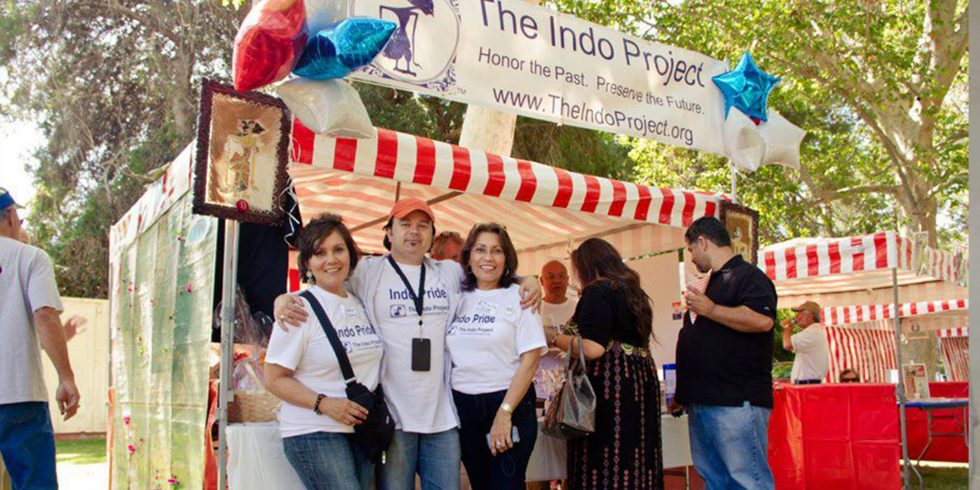 The Indo Project at the first Holland Festival for the first time in 2011.