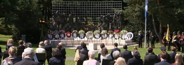 Commemoration Day 2021 - Indisch Monument in The Hague