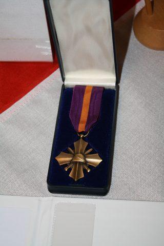Jacob Bebelaar's Posthumous Award